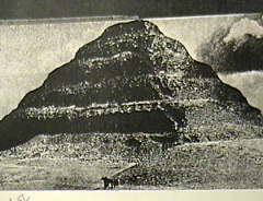 Pyramid of Sakkara